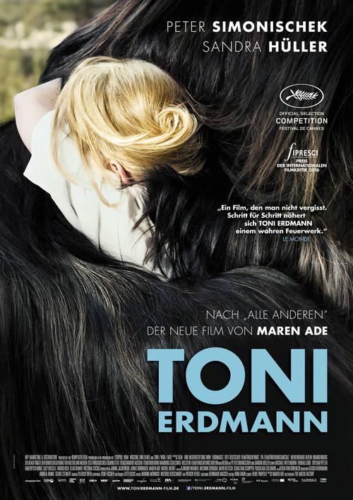 PLAKAT Toni Erdmann