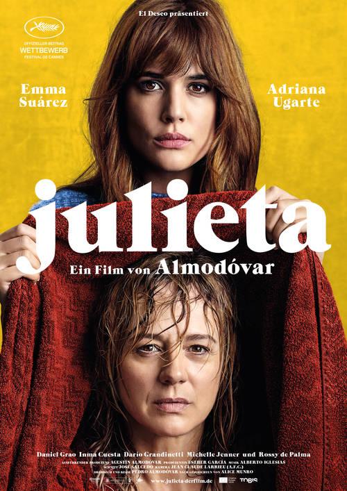PLAKAT Julieta