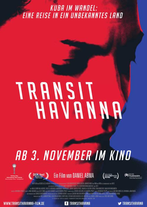 PLAKAT Transit Havanna