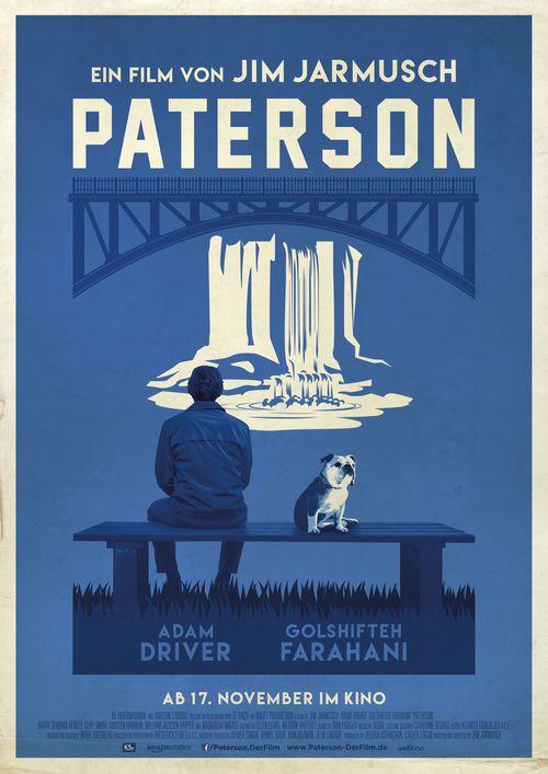 PLAKAT Paterson