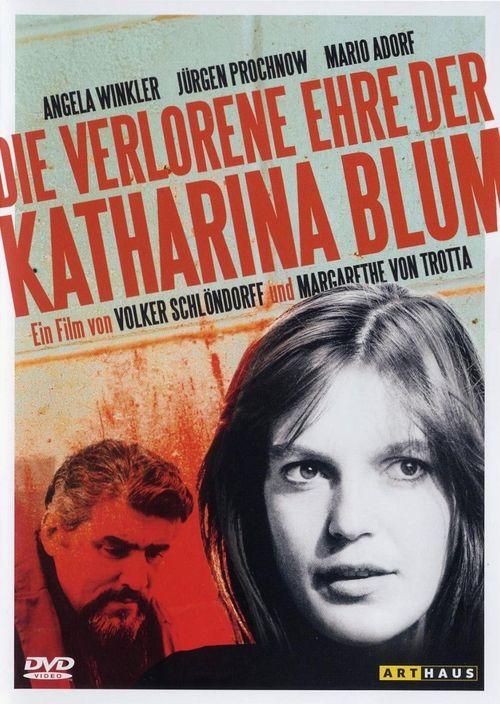 PLAKAT Die verlorene Ehre der Katharina Blum