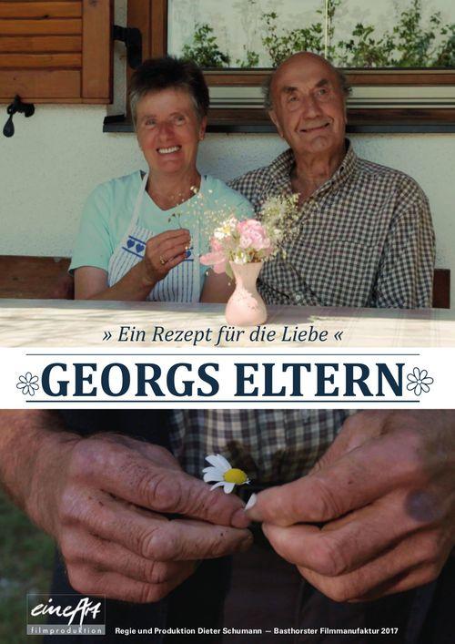 PLAKAT FILMKUNSTFEST<br><br>Georgs Eltern (Premiere)<br><br>Der Inselwirt<br><br>