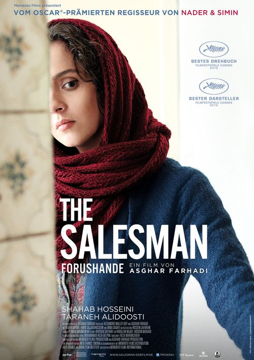 PLAKAT The Salesman