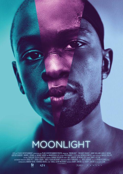 PLAKAT Moonlight