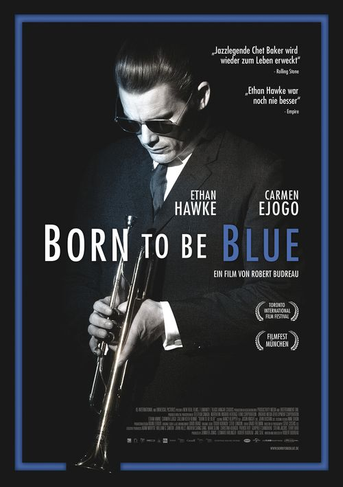 PLAKAT Born to Be Blue