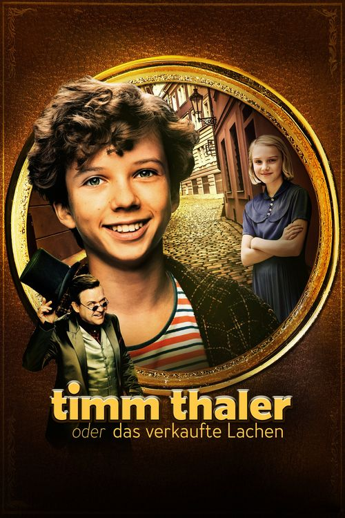 PLAKAT Timm Thaler oder das verkaufte Lachen