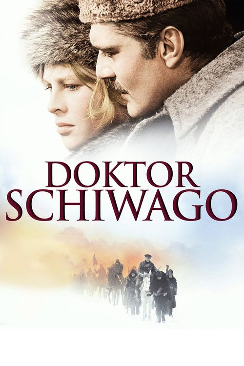 PLAKAT Doktor Schiwago
