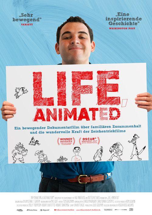 PLAKAT Life, Animated