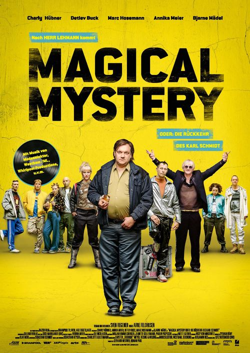 PLAKAT Magical Mystery ODER: Die Rückkehr des Karl Schmidt