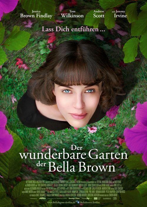 PLAKAT Der wundersame Garten der Bella Brown