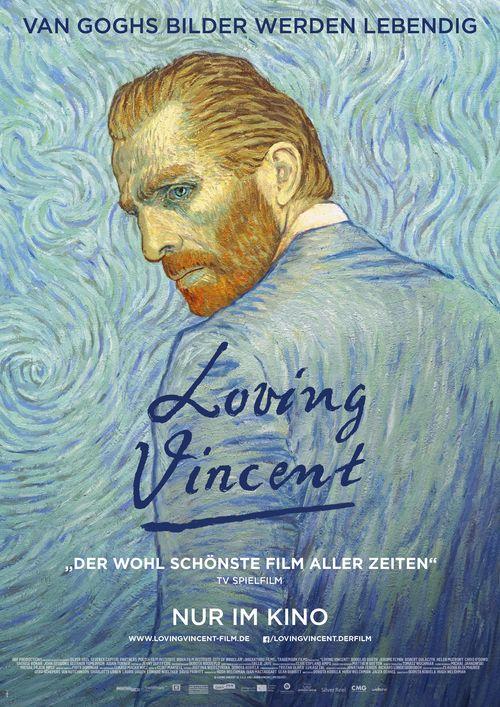 PLAKAT Loving Vincent