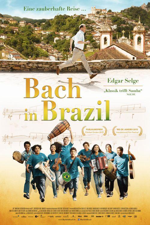 PLAKAT Bach in Brazil