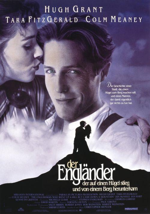 PLAKAT Sondervorstellung:<br><br>Der Engländer, der auf einen Hügel stieg und von einem Berg herunterkam