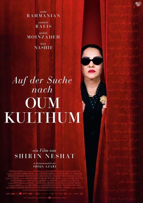 PLAKAT Auf der Suche nach Oum Kulthum