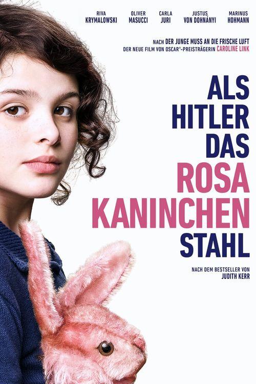 PLAKAT Als Hitler das rosa Kaninchen stahl