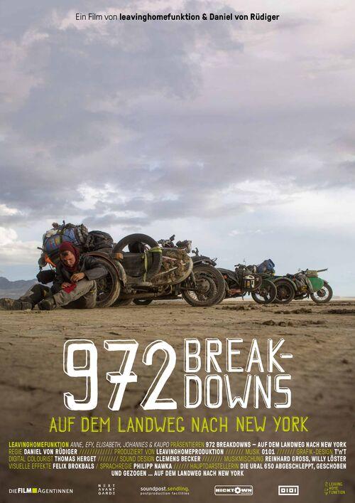 PLAKAT 972 Breakdowns